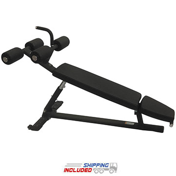 Torque Fitness XAAB X Series Commercial Adjustable Abdominal Bench