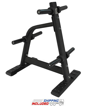 Torque Fitness XOPT X Series Commercial Olympic Plate Tree