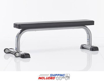 Evolution Light Commercial Flat Bench