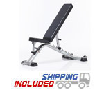 Evolution Light Commercial Multi-Purpose Adjustable Bench