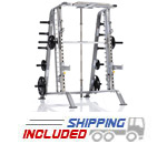 Tuff Stuff CSM-600 Evolution Light Commercial Smith Machine / Half Cage
