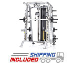 Tuff Stuff (CSM-725WS) Evolution Light Commercial Smith Machine & Cage