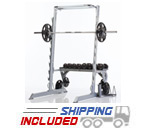 X-Lift Cross-Training Rack
