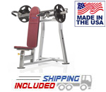 Tuff Stuff PPL-915 Plate Loaded Proformance Plus Shoulder Press