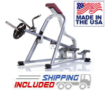 USA Made Tuff Stuff PPL-940 Plate Loaded Proformance Plus Incline Lever Row