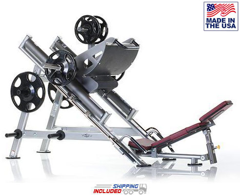 Tuff Stuff PPL-960 Plate Loaded Proformance Plus 45 Degree Leg Press