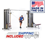 USA Made Tuff Stuff PPMS-5000 Proformance Plus 5-Station Jungle Gym