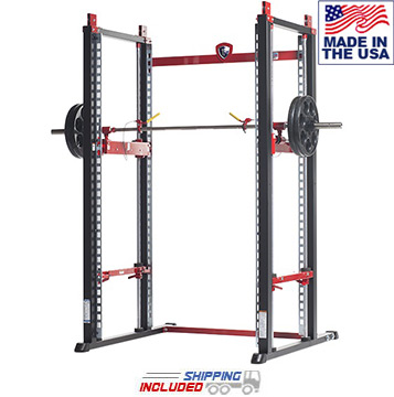 Tuff Stuff XPT-051 XPT Trainer Self Spotting Sports Performance Rack