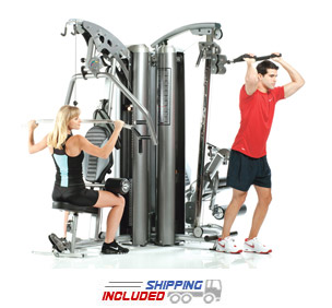 3-Station Multi Gym System
