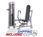 Tuff Stuff CG-7502 Selectorized Cal Gym Seated Chest Press Machine