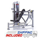 Tuff Stuff CG-7503 Selectorized Cal Gym Multi Chest Press Machine