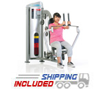 Tuff Stuff KDS-5505 Selectorized Kids Stuff Pectoral Contractor Machine for Kids Fitness and Exercise