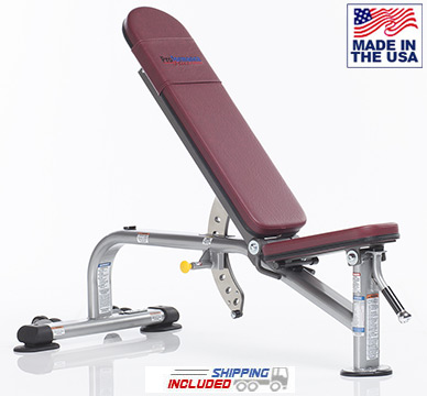 Tuff Stuff PPF-701 Proformance Plus Flat to Incline Weight Bench