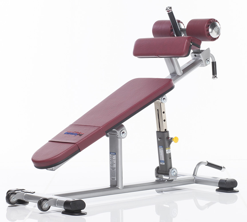 Proformance Plus Adjustable Decline Bench Tuff Stuff Ppf 714