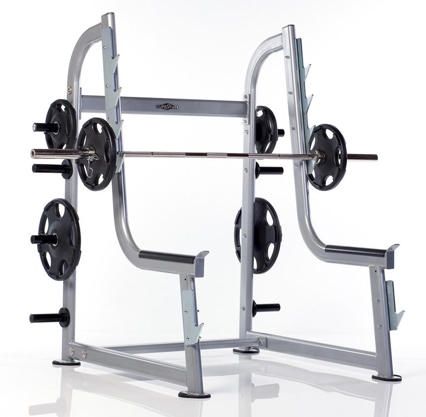 squating machine