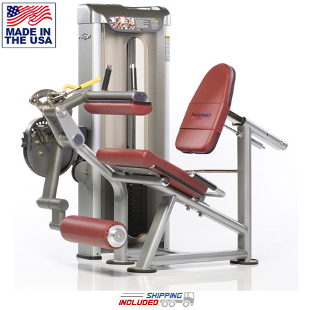 Tuff Stuff PPD-806 Selectorized Proformance Plus Leg Extension / Curl