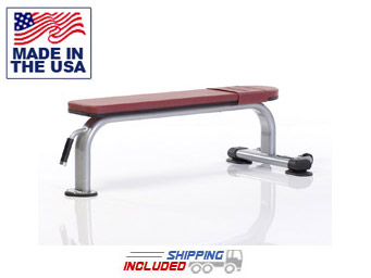 USA Made Tuff Stuff PPF-702 Proformance Plus Flat Utility Bench