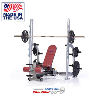 4-Way Olympic bench