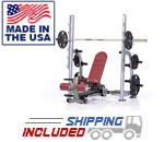 Tuff Stuff PPF-711 Proformance Plus 4-Way Olympic Bench Press