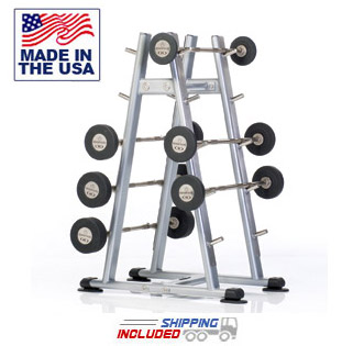 Tuff Stuff PPF-753 Proformance Plus Barbell Rack