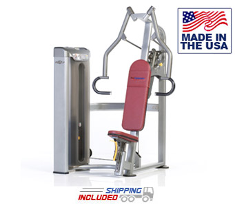 Tuff Stuff PPS-200 Selectorized Proformance Plus Chest Press
