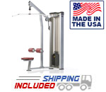 Tuff Stuff PPS-210 Selectorized Proformance Plus Lat Pulldown
