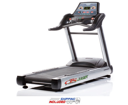 Economic Commercial Treadmill - Tuff Stuff (CTS-200EX)