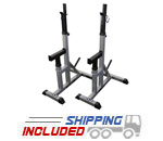 Independent Bench Press Stands