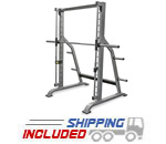 Valor Athletics BE-11 Linear Bearing Smith Machine with 1,000 lb. Capacity