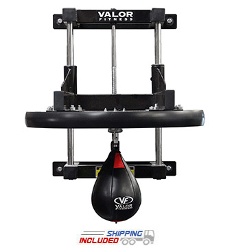 "Valor Athletics CA-53 2"" Thick Wooden Speed Bag Platform"