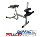 Valor Athletics CB-23 Back Extension and Sit-Up Bench Combo