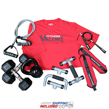 Summer Fitness Package Deal - Fitness Workout Starter Set