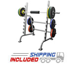 Sawtooth Squat / Bench Combo Rack