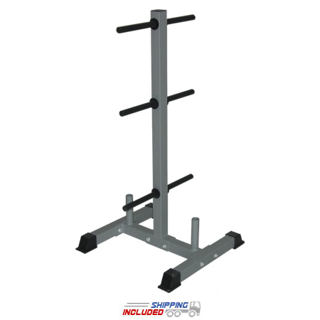Valor Athletics BH-8 Standard Bar and Plate Storage Rack