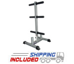 Valor Athletics BH-9 Olympic Weight Plate Storage Tree