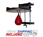 Valor Athletics CA-2 Speed Bag Platform with Adjustable Worm Drive