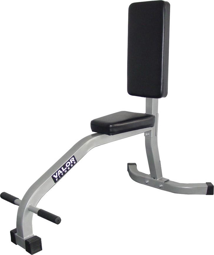 Stationary Bench Valor Fitness Dg 2