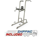 Valor Fitness CA-16 VKR Tower for Chin-Ups, Dips, Push-Ups, Ab Training