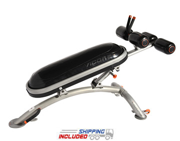 Core Ab Soft Surface Training Bench