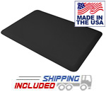 Original WellnessMat Premium 3' x 2' Beveled Floor Mat by WellnessMats