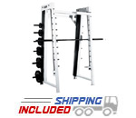 York Barbell Counter Balanced Smith Machine