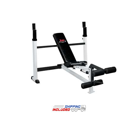 Olympic Combo Bench with Leg Developer