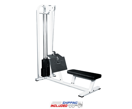York Barbell ST Low Row Back Training Machine for Commercial Gyms