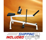 Yukon Fitness SCM-300 Commercial Plate Loaded Seated Calf Machine