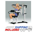 Yukon Fitness CDM-197 Competitor Delt Machine for Shoulder Training