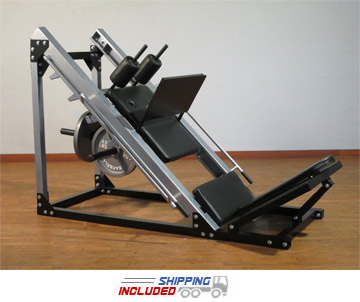 Yukon Fitness HLS-2000 Plate Loaded Leg Press / Hack Squat Combo 2000
