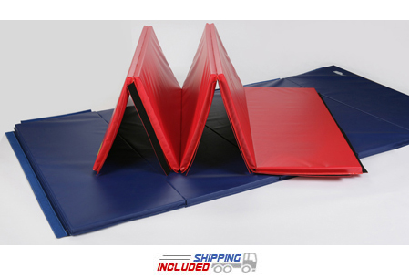 Folding Foam Mats for Martial Arts Training