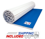 Home Training Mat by Zebra Mats