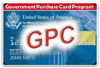 GSA Government Purchase Card