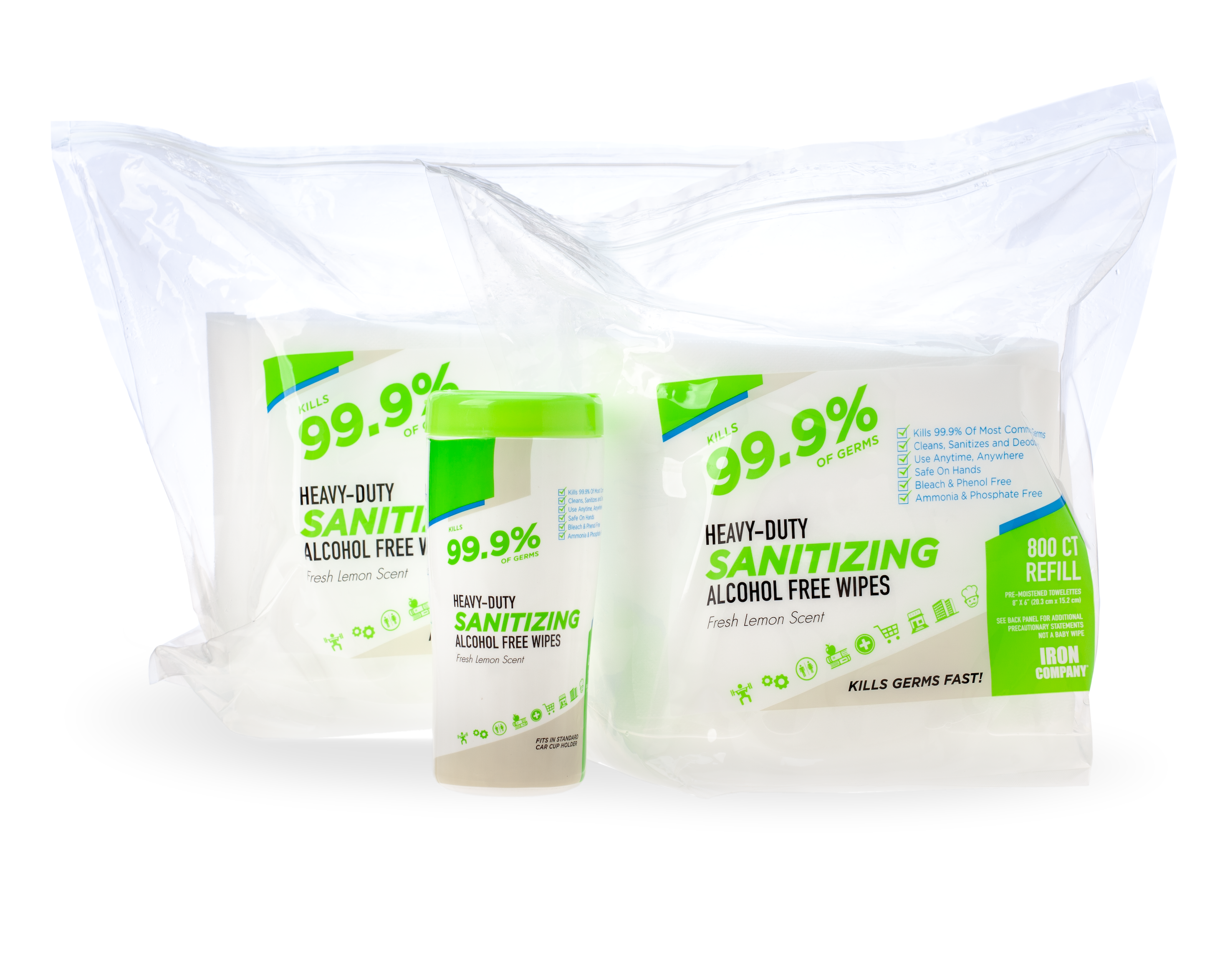 all surface wipes